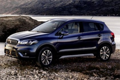 Suzuki S-Cross 1.6 DDiS 4x4 AT Elegance LUX