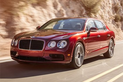 Bentley Flying Spur V8 BiTurbo Flying Spur