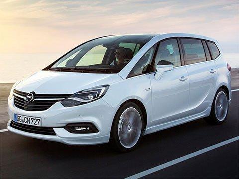 Opel Zafira - recenze a ceny | Carismo.cz