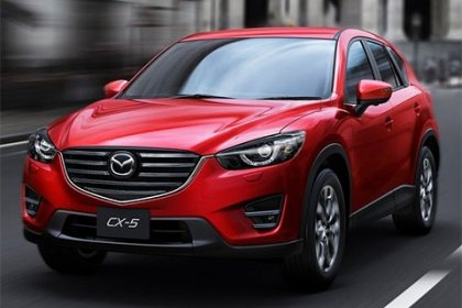 Mazda CX-5 2.2 SKYACTIV-D/110 kW AT Takumi