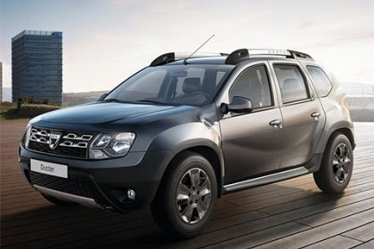 Dacia Duster 4x4 1.6 SCe 84kW 4x4 Blackshadow