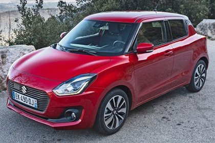 Suzuki Swift 1.2 Dualjet ALLGRIP Premium