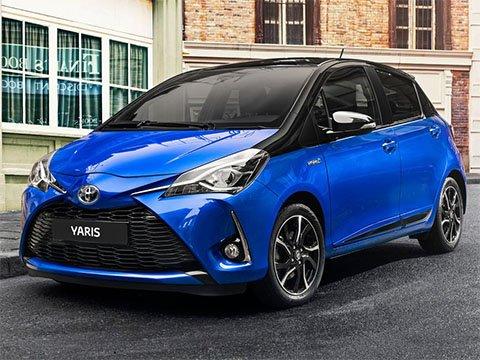 Toyota Yaris 5dv.