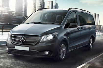 Mercedes-Benz Vito 119 CDI Tourer Select