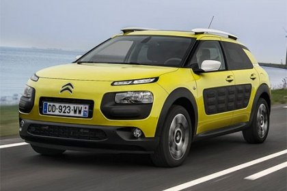 Citroën C4 Cactus 1.2 PureTech/81 kW EAT6 Feel Edition