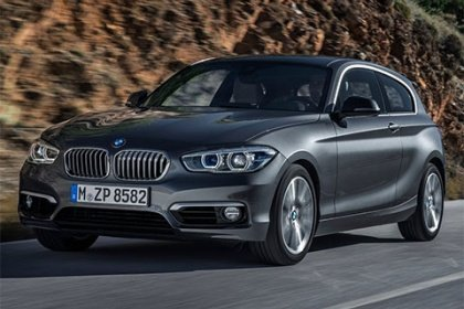 BMW 1 3dv. 120d xDrive AT Sport Line