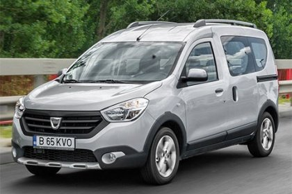 Dacia Dokker Stepway 1.2 TCe Outdoor