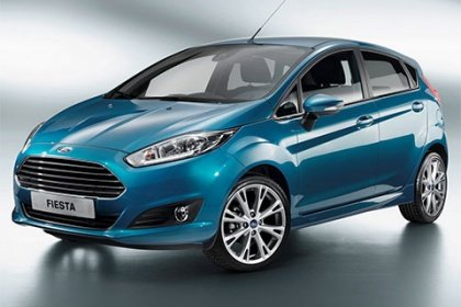 Ford Fiesta 3dv. 1.0 EcoBoost 74 kW AT Trend