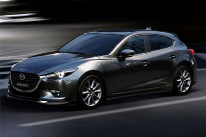 Mazda 3 hatchback 2.2 D Attraction