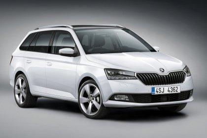 Škoda Fabia Combi nová 1.0 TSI Active