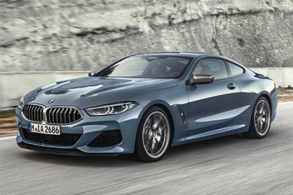 BMW 8 Coupe 840d xDrive 840