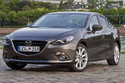 Mazda 3 sedan 2.0 AT Attraction