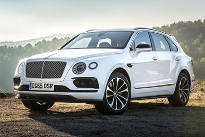 Bentley Bentayga W12 BiTurbo Mulliner