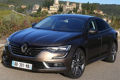 Renault Talisman 1.6 TCe/147 kW EDC Magnetic