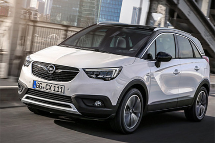 Opel Crossland X 1,2 Turbo 6 manual Innovation