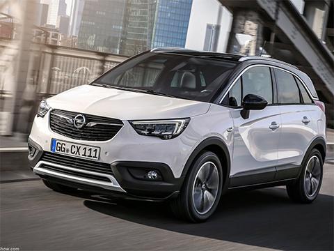 Opel Crossland X - recenze a ceny | Carismo.cz